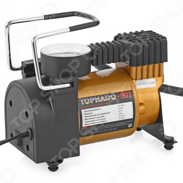 Компрессор автомобильный Azard TORNADO-911 компрессор для шин e74 auto 12v 150 psi