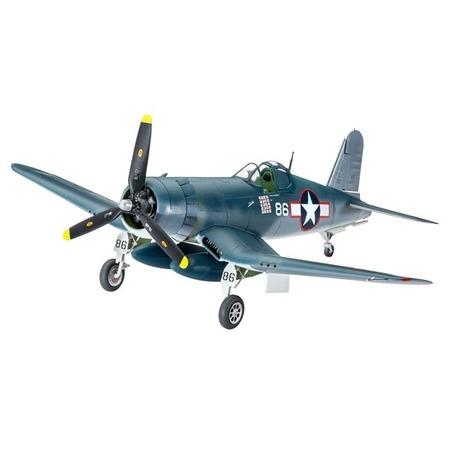 Набор сборной модели истребителя-бомбардировщика Revell Vought F4U-1D CORSAIR