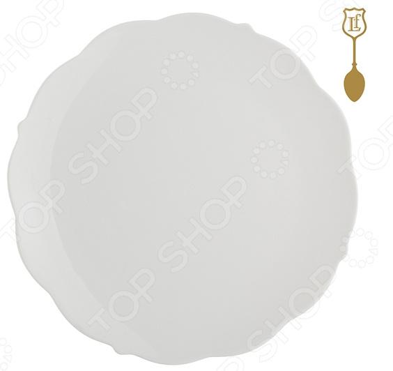 Блюдо круглое Lefard Grace 199-028 круглое блюдо для выпечки дерево жизни