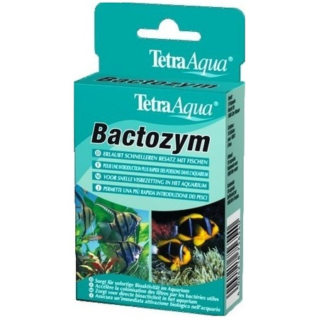 Кондиционер с культурой бактерий для аквариума Tetra Agua Bactozym