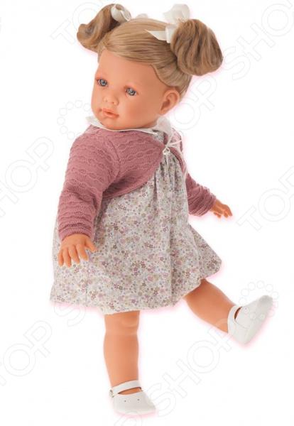 Кукла Munecas Antonio Juan «Аделина блондинка» 1821P