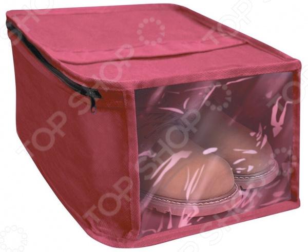Коробка для хранения обуви Miolla CHL-9 какой принтер для дома современный но не дорогой