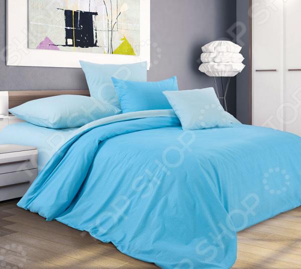 Комплект постельного белья Королевское Искушение «Арктический пунш». Евро