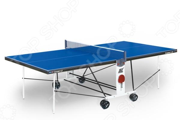 Стол для настольного тенниса Start Line Compact LX start line стол н т leader