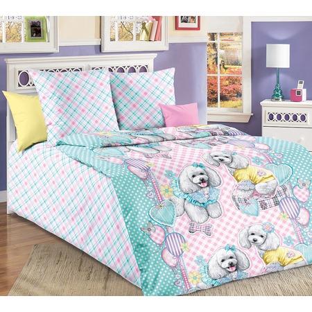 Купить Детский комплект постельного белья Бамбино «Красотки»