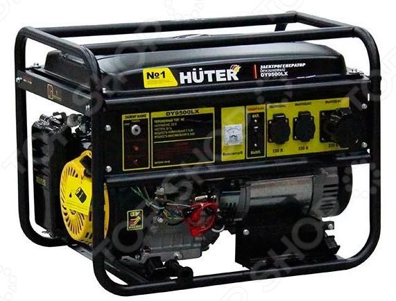 Генератор бензиновый Huter DY9500LX