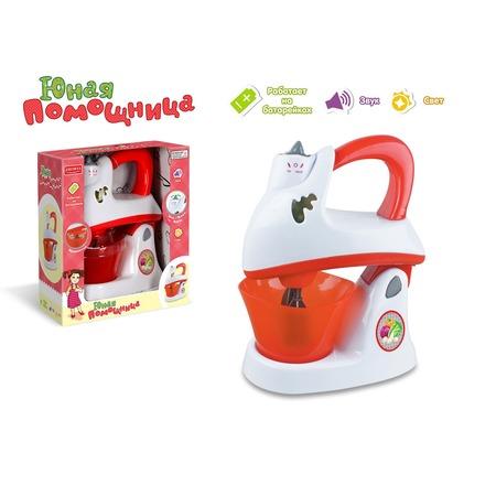 Купить Миксер игрушечный Zhorya «Юная помощница» 1700227
