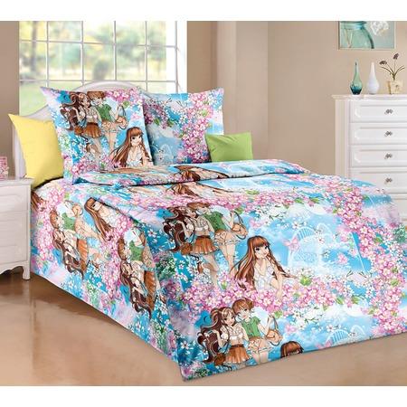 Купить Детский комплект постельного белья Бамбино «Мечты»