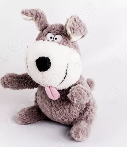 Мягкая игрушка Button Blue «Собака Улыбака»