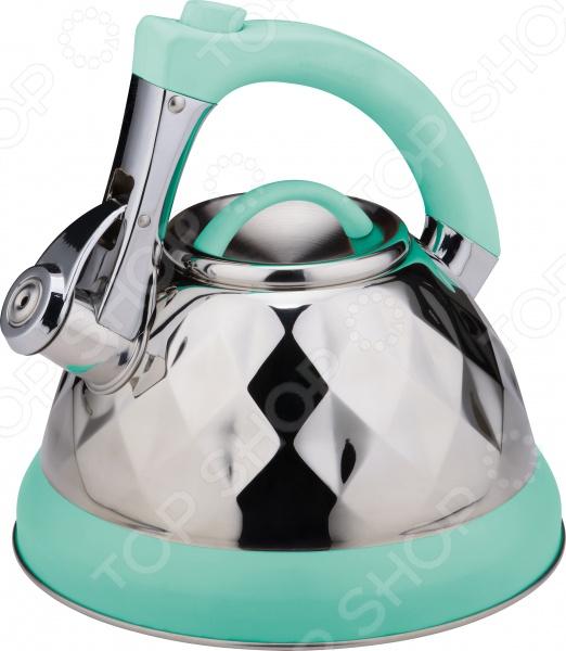 Чайник со свистком Bohmann BH-8087. В ассортименте чайник bohmann bh 9949