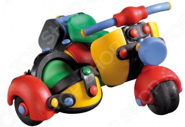 Конструктор игровой Mic-o-mic Машина спортивная mic o mic конструктор автомобиль гоночный малый