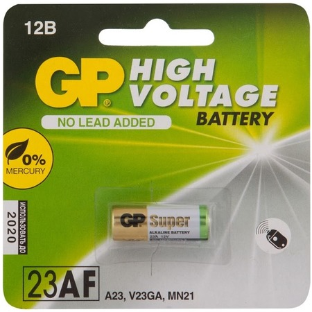Батарейка высоковольтная GP Batteries 23AF