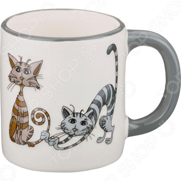 Кружка Lefard «Озорные коты» 188-118