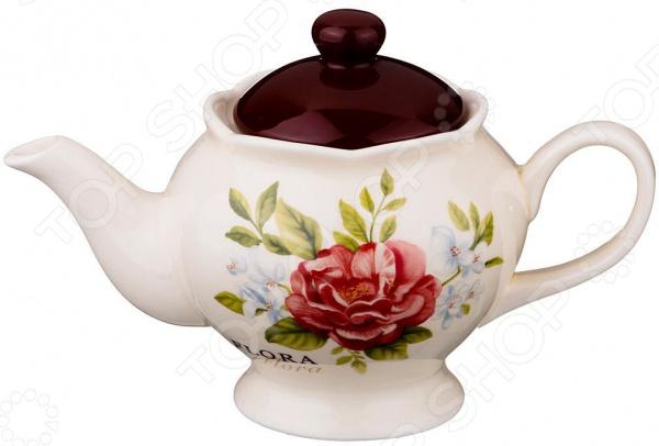 Чайник заварочный Lefard Villa taranto «Георгин» 493-610