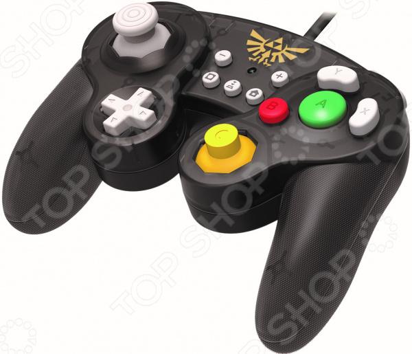 Геймпад HORI Battle Pad. Zelda для Nintendo Switch