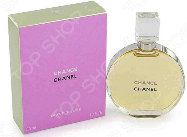 Туалетная вода для женщин Chanel Chance chanel chance w edp spr 35 мл