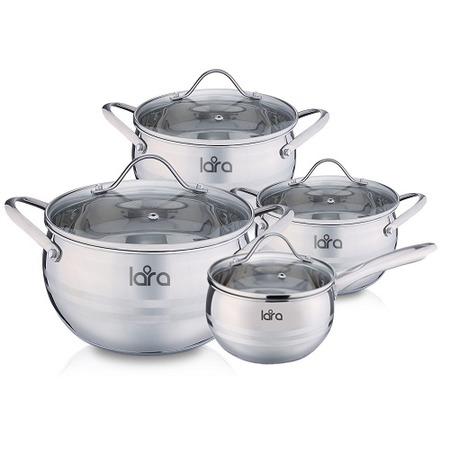 Купить Набор посуды LARA Apple LR02-87