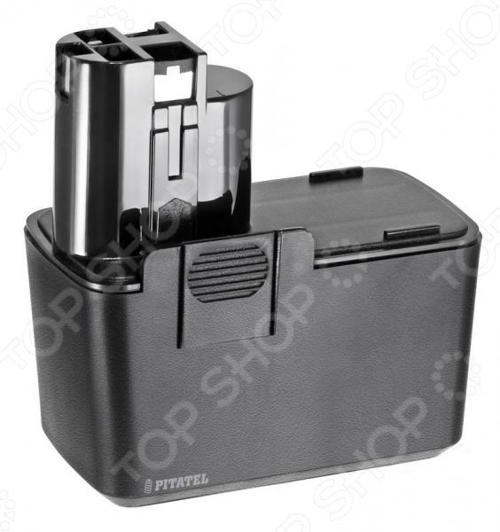 Батарея аккумуляторная Pitatel TSB-047-BOS96B-13C (BOSCH p/n 2607335037), Ni-Cd 9,6V 1.3Ah