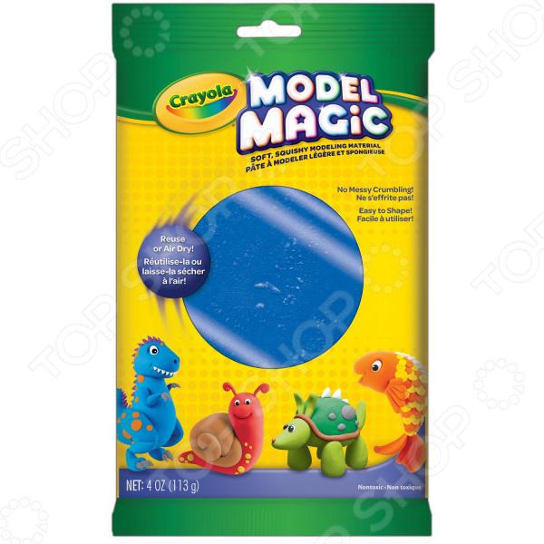 Пластилин застывающий Crayola «Волшебный» Пластилин застывающий Crayola «Волшебный» /Синий