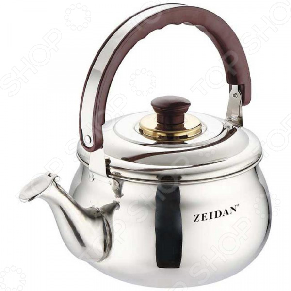 Чайник со свистком Zeidan Z-4238