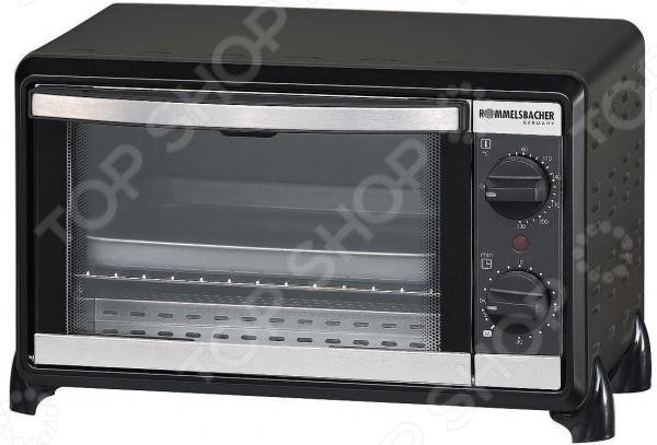 Фото - Мини-печь Rommelsbacher BG 950 мини печь rommelsbacher bg 950 черный