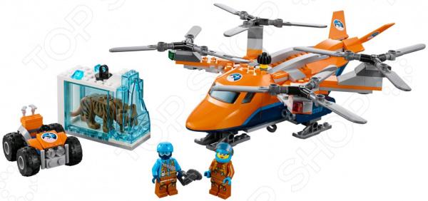 Конструктор игрушечный LEGO City Arctic Expedition «Арктический вертолет»