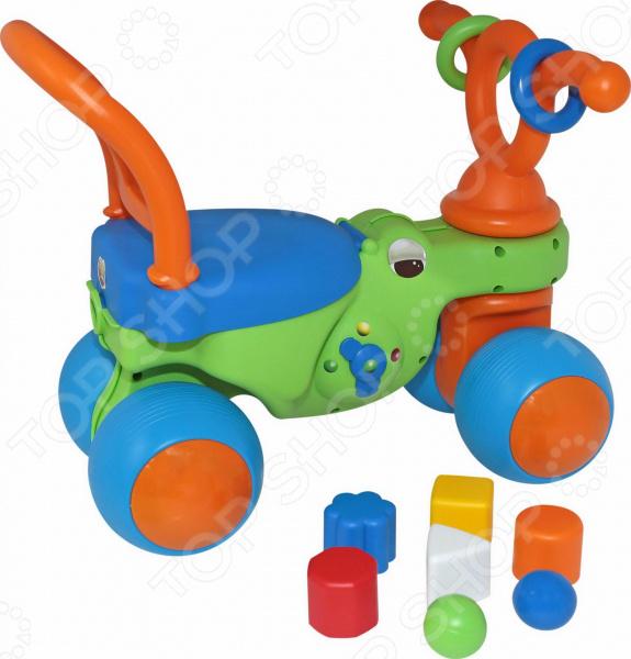 Каталка детская Coloma Y Pastor «Крокодильчик» pump impeller b351 04 suitable for wp200 i wp200 ii lp300 60hz lp200 50hz lp250 50hz lx pump impellor