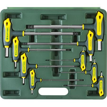 Купить Набор ключей шестигранных Kraftool Industrie 27454-H9