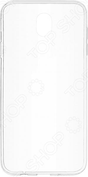 Чехол защитный skinBOX Samsung Galaxy J7 (2017) чехлы для телефонов skinbox чехол skinbox lux для samsung galaxy j7