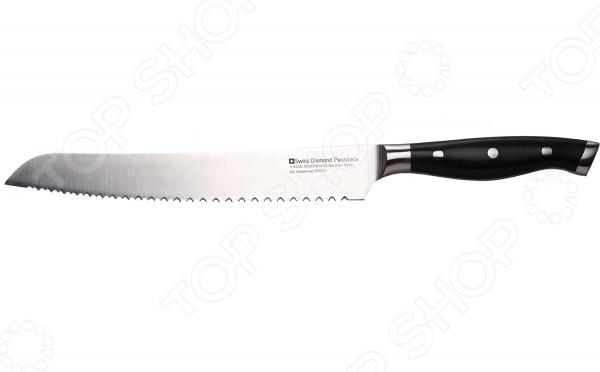 Нож для хлеба Swiss Diamond SDPK03 нож для хлеба 22 см swiss diamond sdpk03