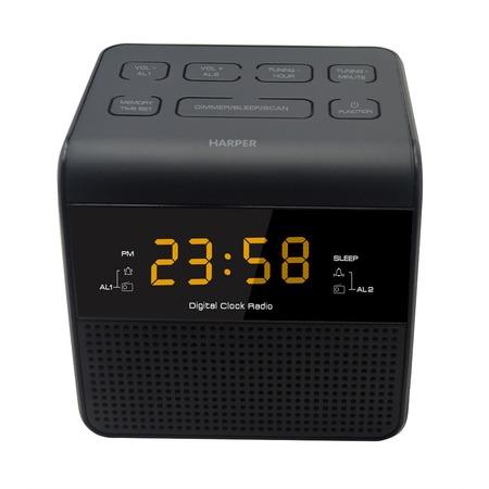 Купить Радиобудильник Harper HRCB-7750
