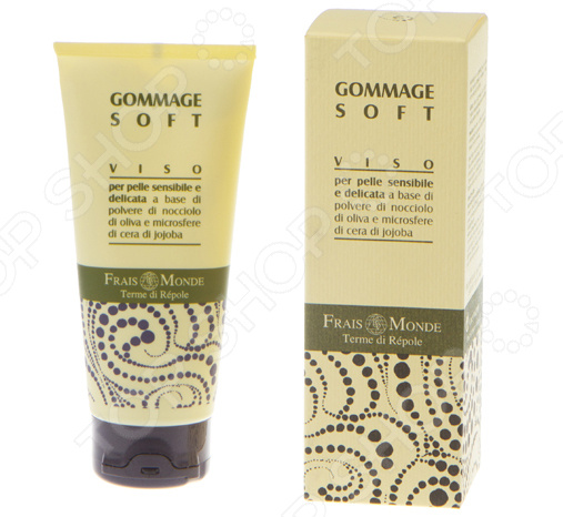 Гоммаж Frais Monde Soft для чувствительной кожи