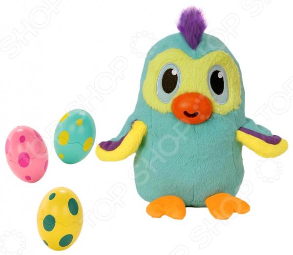 Набор мягких игрушек 1 Toy «Ара-попка»