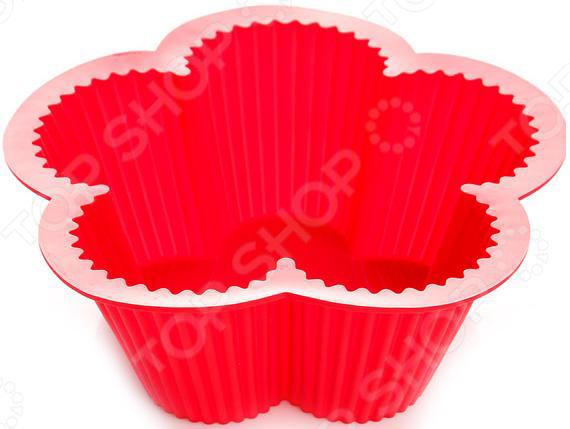 Форма для выпечки силиконовая Bekker «Цветок»