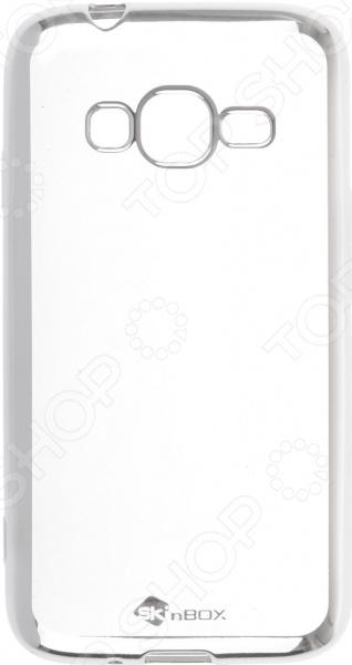 Чехол защитный skinBOX Samsung Galaxy J7 mini чехлы для телефонов skinbox чехол skinbox lux для samsung galaxy j7