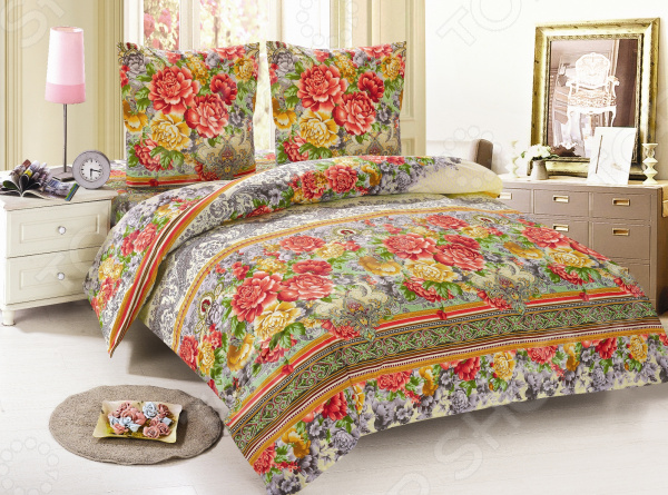 Комплект постельного белья Amore Mio Mia. 1,5-спальный