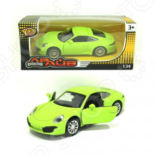 Модель автомобиля 1:32 инерционная Yako «Драйв» Collection 1724550. В ассортименте