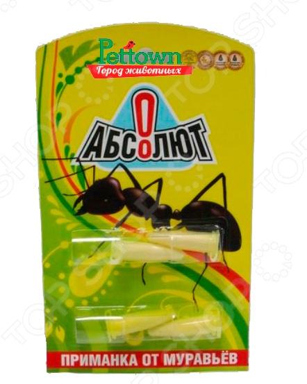 Приманка для уничтожения муравьев «Абсолют»