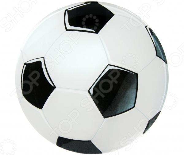 Тарелка десертная Zibo Shelley «Футбольный мяч»