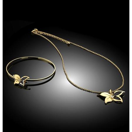 Купить Комплект Laura Amatti «Золотая бабочка»