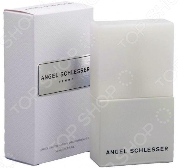 Туалетная вода для женщин Angel Schlesser Femme пелевин в ананасная вода для прекрасной дамы page 9