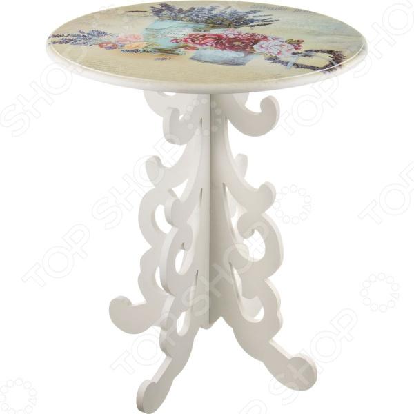 Столик журнальный 442-020 набор мебели краснокамская игрушка столик с четырьмя стульчиками км 03
