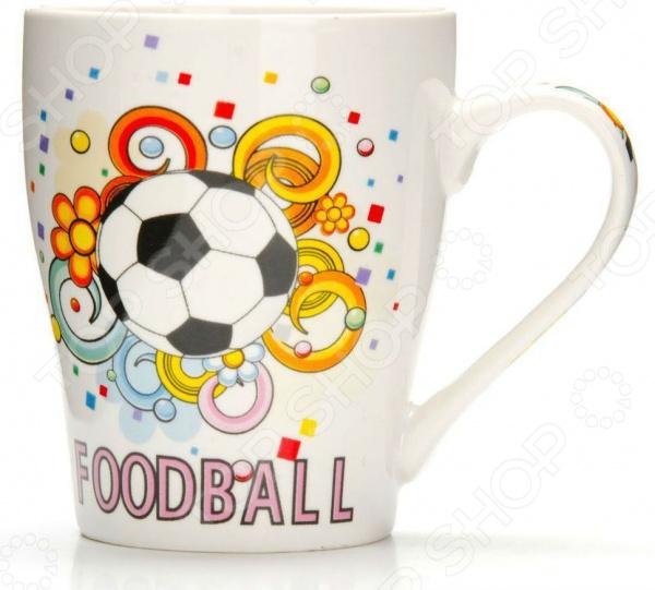 Кружка Loraine «Футбол» 26655-2