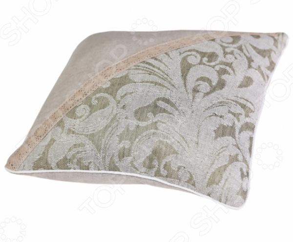 Подушка Био-Текстиль с ортопедическим эффектом «Кедровая сказка» светлица набор для вышивания бисером мечеть бисер чехия 1068839