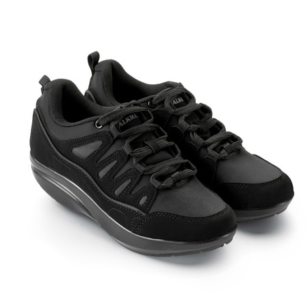Адаптивные кроссовки Walkmaxx Black fit