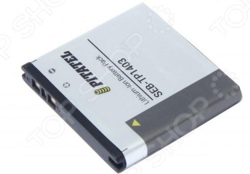 Аккумулятор для камеры Pitatel SEB-TP1403 аккумулятор для камеры pitatel seb pv023