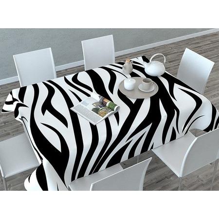 Купить Фотоскатерть Сирень «Узор-зебра»