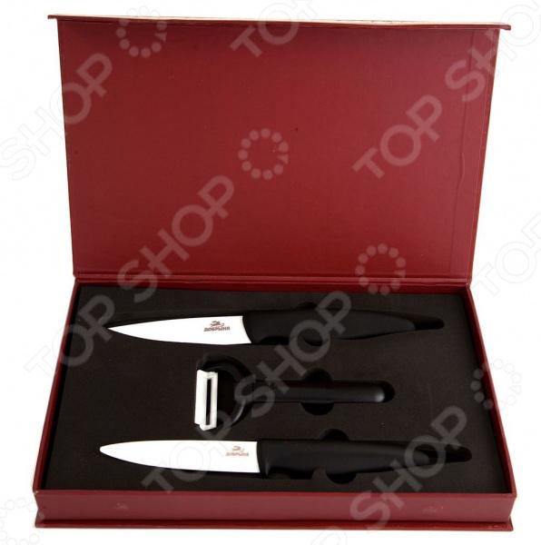 Набор керамических ножей Добрыня DO-1118 цена и фото