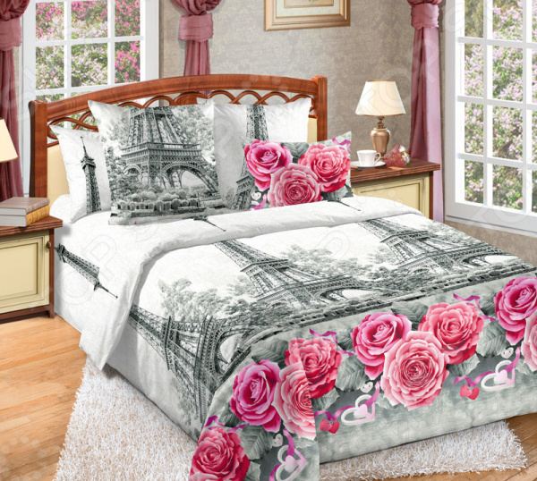 Комплект постельного белья ТексДизайн «Ностальжи». Тип ткани: бязь