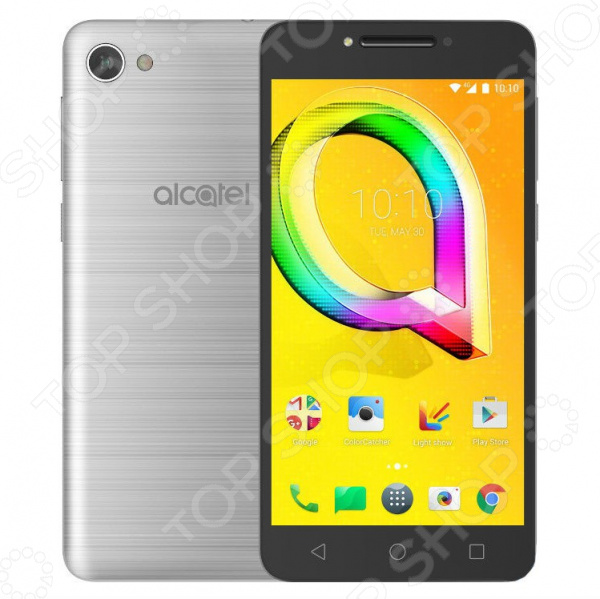 Смартфон Alcatel A5 Led 5085D 16Gb смартфон alcatel one touch 5085d a5 led black